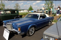 1971 Lincoln Continental Mark III image.
