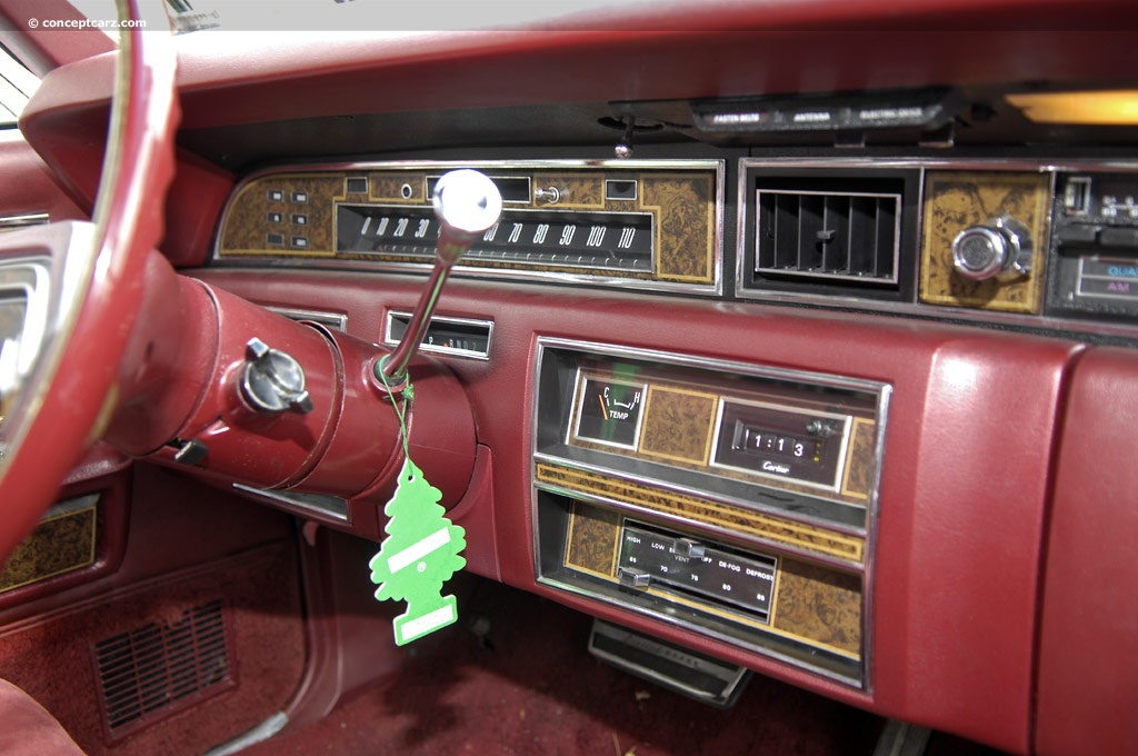 1976 Lincoln Continental Mark IV - conceptcarz.com