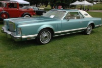 1976 Lincoln Continental Mark IV image.