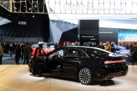 Lincoln MKZ Monthly Sales