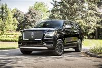 2018 Lincoln Navigator Black Label image.
