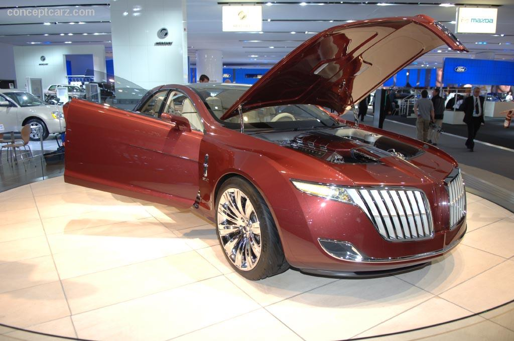 2007 Lincoln Mkr Concept Image