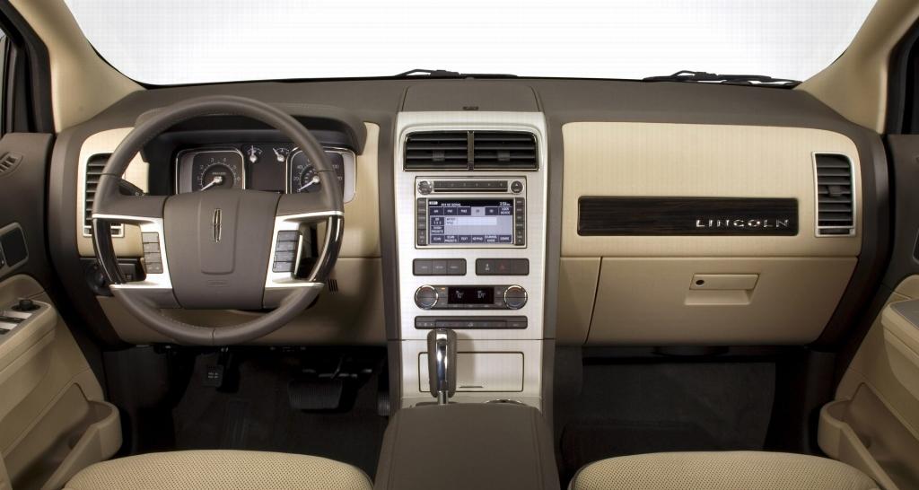 2008 Lincoln Mkx Conceptcarz Com