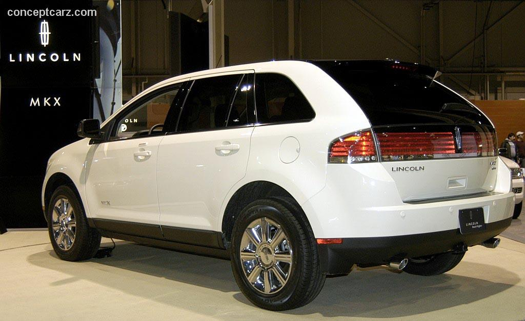 Auction Results And Data For 2007 Lincoln Mkx