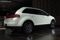 2007 Lincoln MKX image.