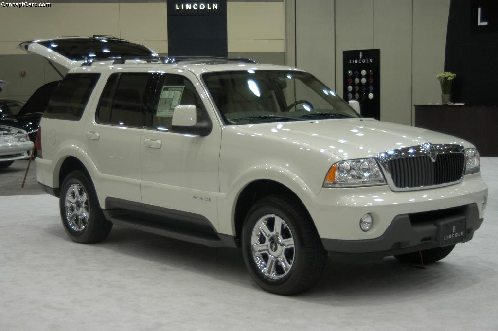 Worksheet. Auction results and data for 2004 Lincoln Aviator  conceptcarzcom