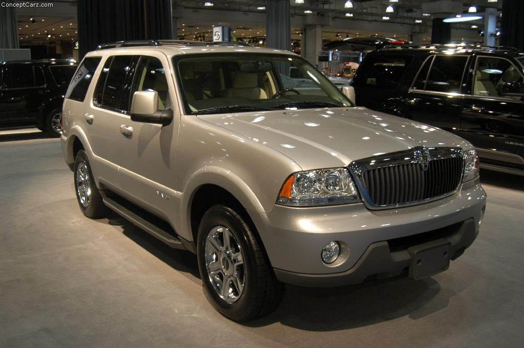 Worksheet. Auction results and data for 2003 Lincoln Aviator  conceptcarzcom