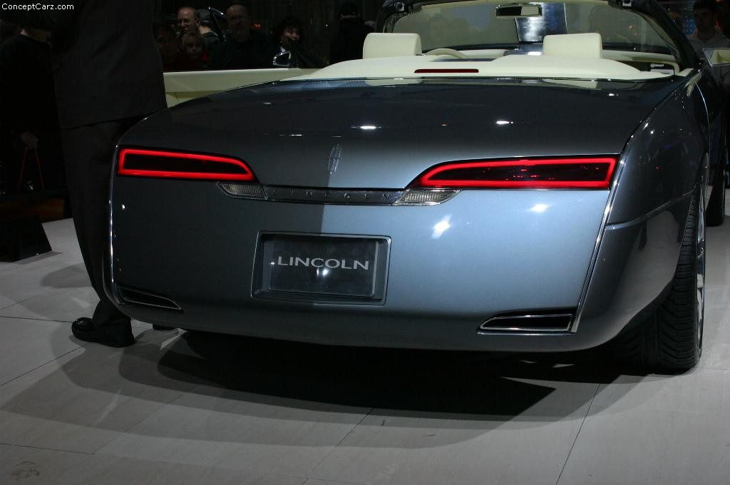 Most Beautiful Lincoln Concept Of The 21st Century Ford Inside