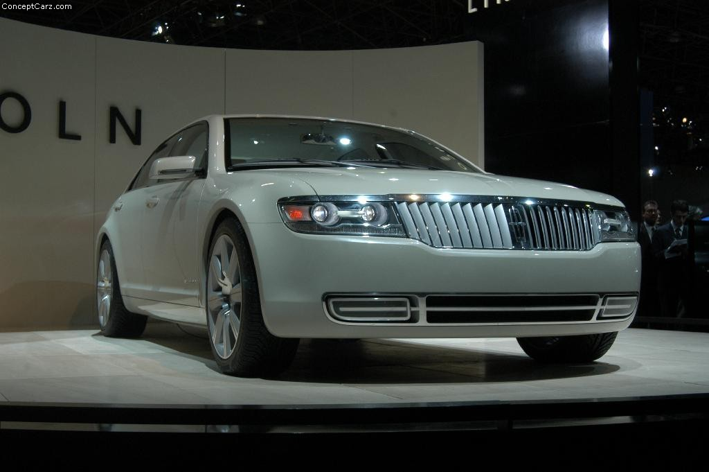 2005 Lincoln Zephyr Conceptcarz Com
