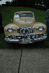 1948 Lincoln Mark I Continental image.