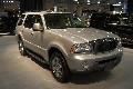 2003 Lincoln Aviator pictures and wallpaper