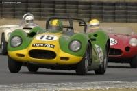 1957 Lister Jaguar image.