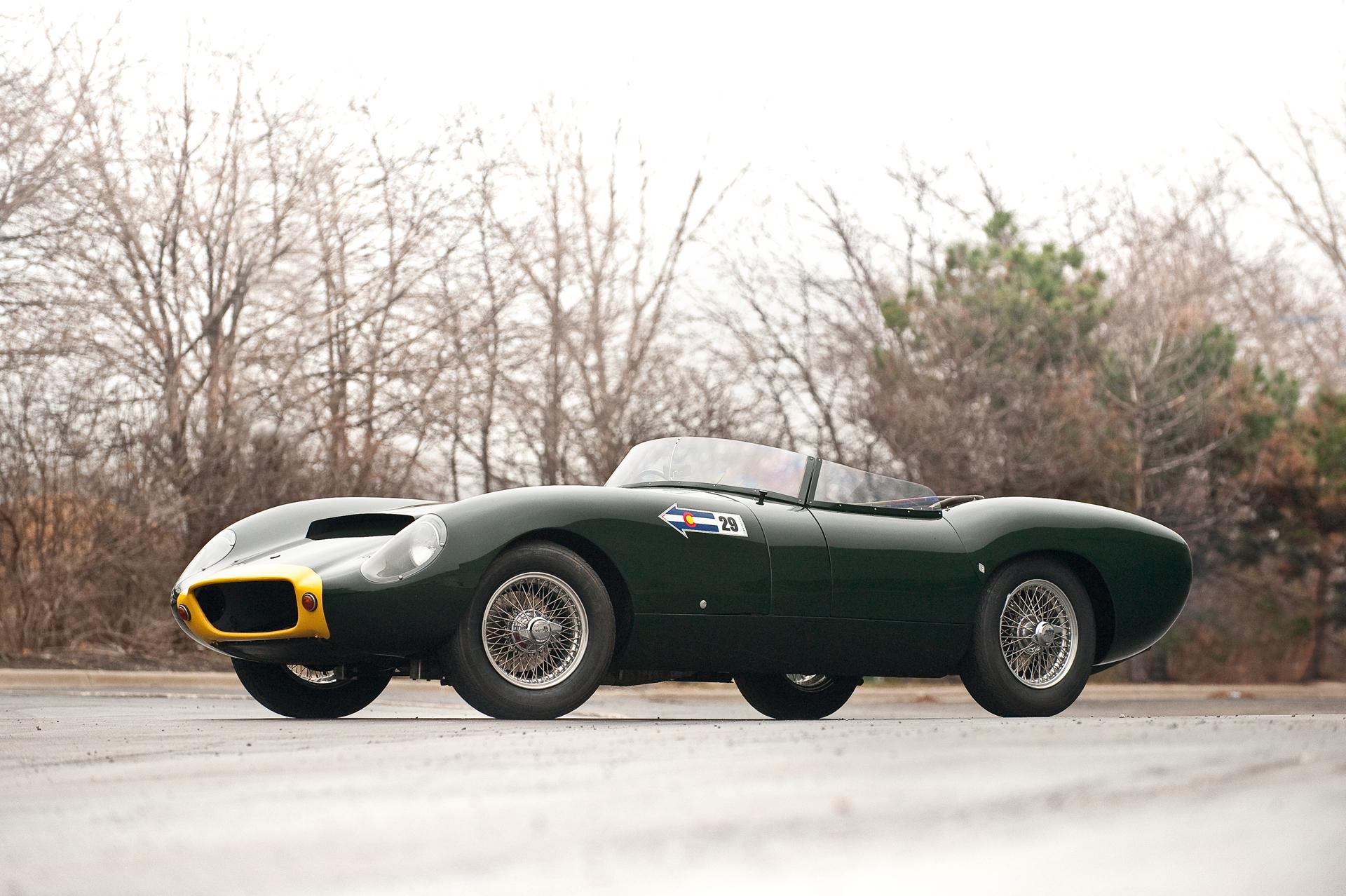 1959 Lister Costin Jaguar photos