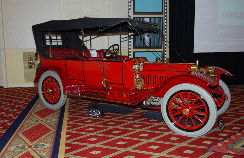1912 Locomobile 6 48 Model M Pictures History Value