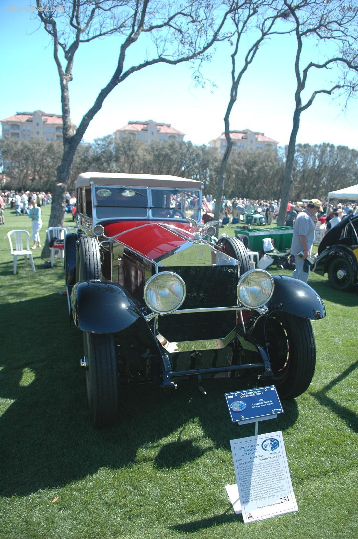 1925 Locomobile Model 48 photos