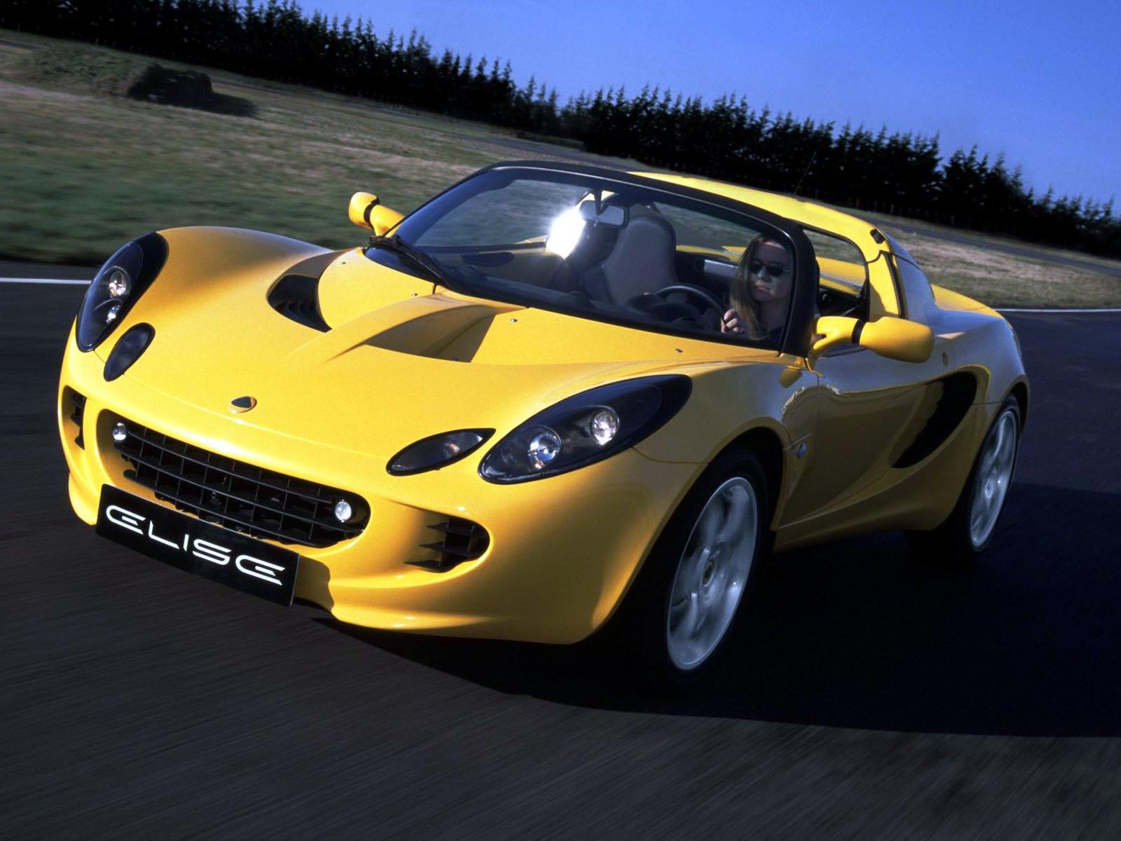 2005 lotus elise pictures history value research news. Black Bedroom Furniture Sets. Home Design Ideas
