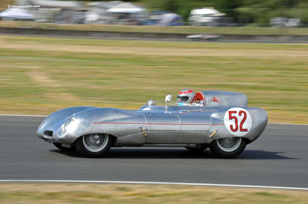 Auction Results And Data For 1956 Lotus Eleven