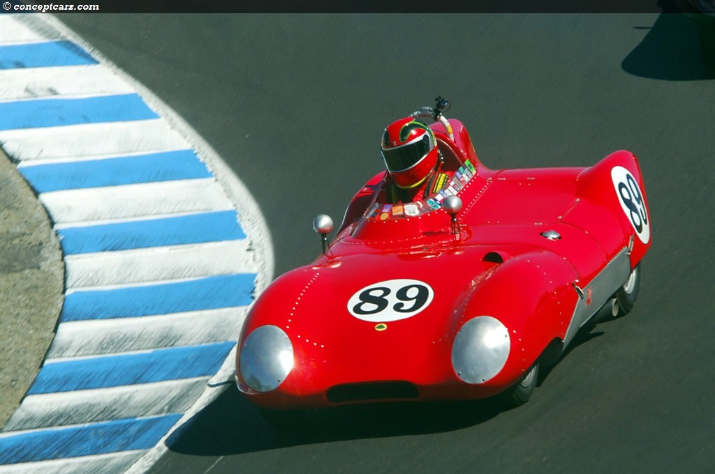 1956 Lotus Eleven Image