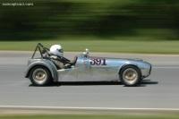 1962 Lotus Seven image.