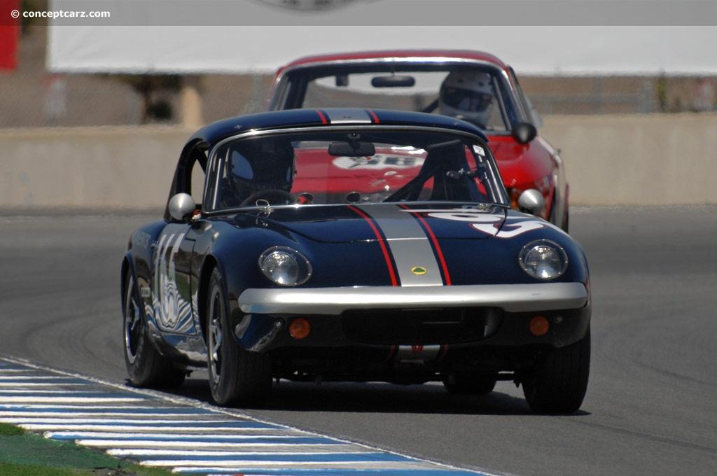 1965 Lotus Elan S2  conceptcarzcom