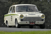 1966 Lotus Cortina MKI image.