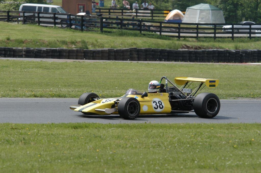 1971 Lotus Type 69 Image