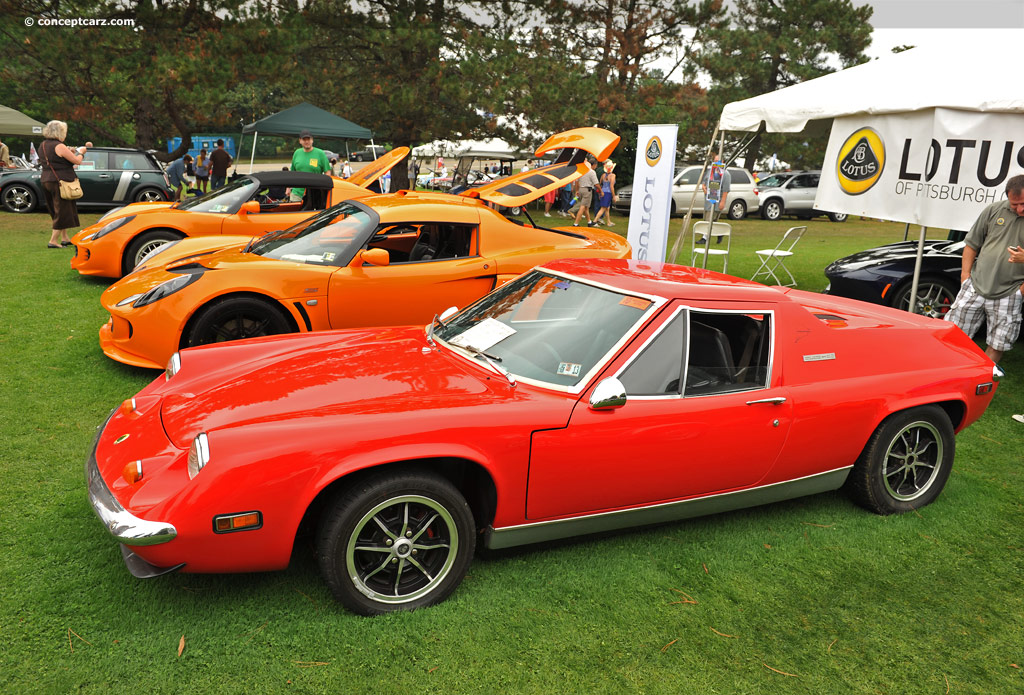 auction results and data for 1972 lotus europa. Black Bedroom Furniture Sets. Home Design Ideas