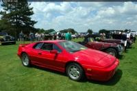 1990 Lotus Esprit image.
