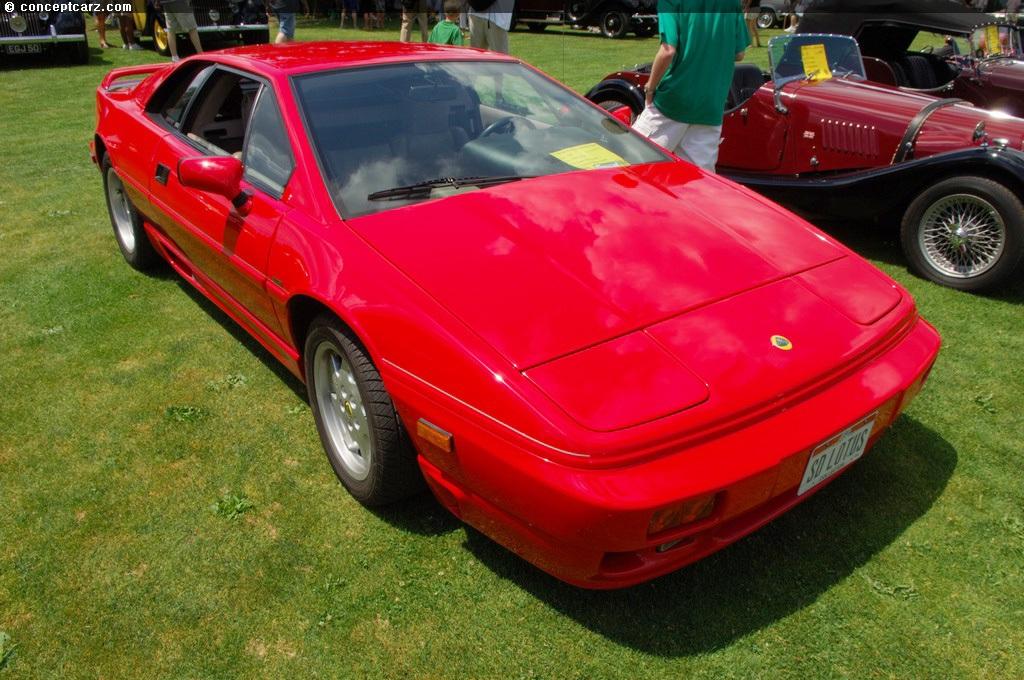 1990 Lotus Esprit - Overview - CarGurus