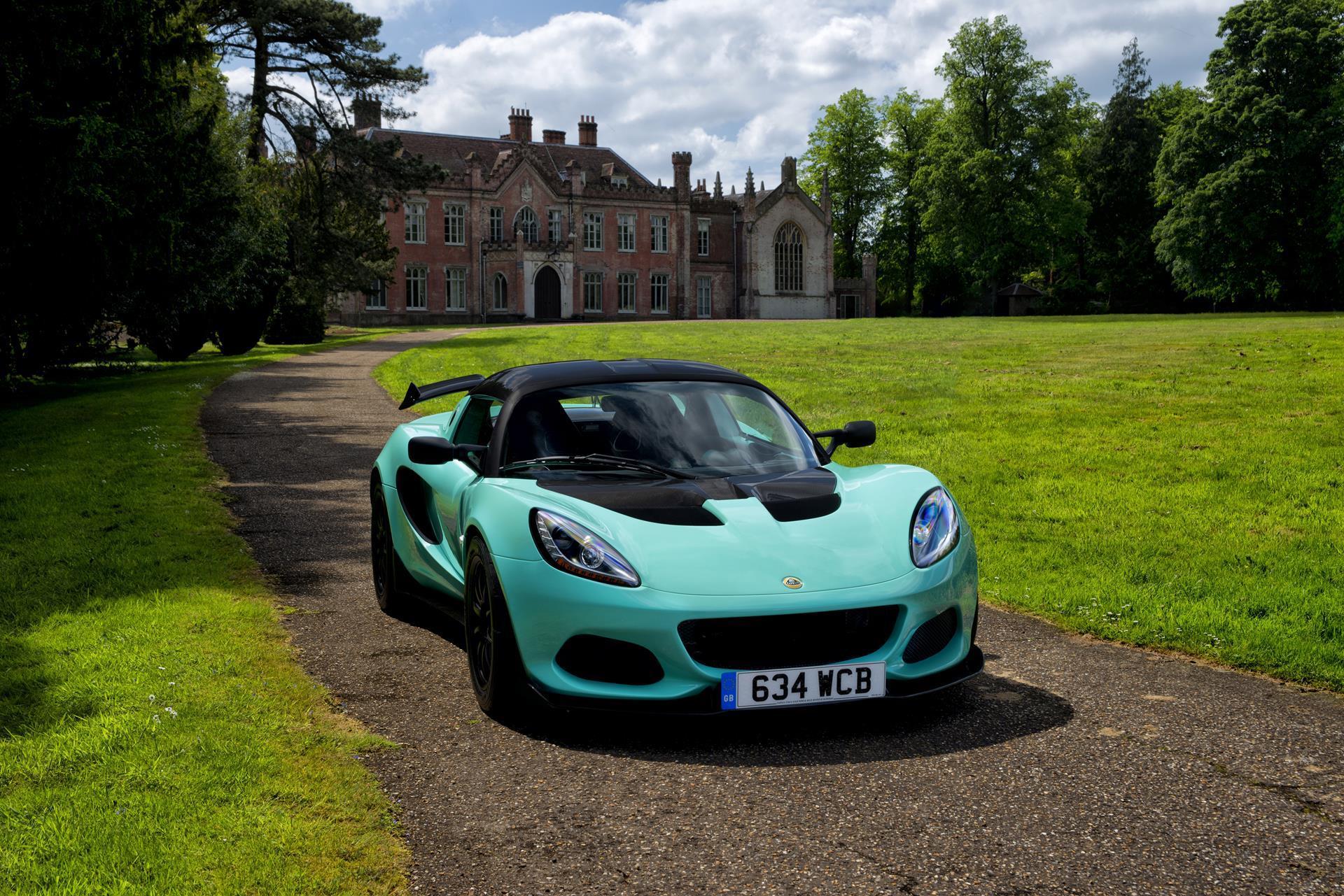 2017 lotus elise cup 250 conceptcarz vanachro Image collections