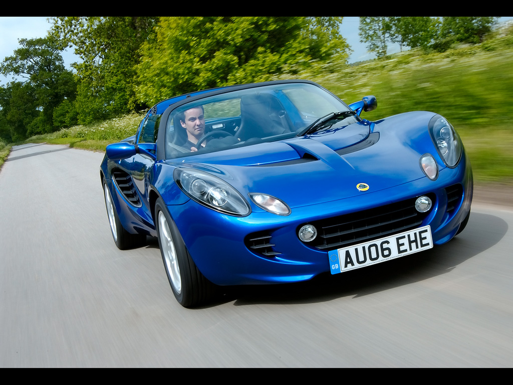 2006 lotus elise s pictures history value research news. Black Bedroom Furniture Sets. Home Design Ideas