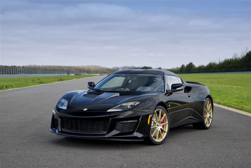 2017 Lotus Evora Sport 410 GP Edition Image