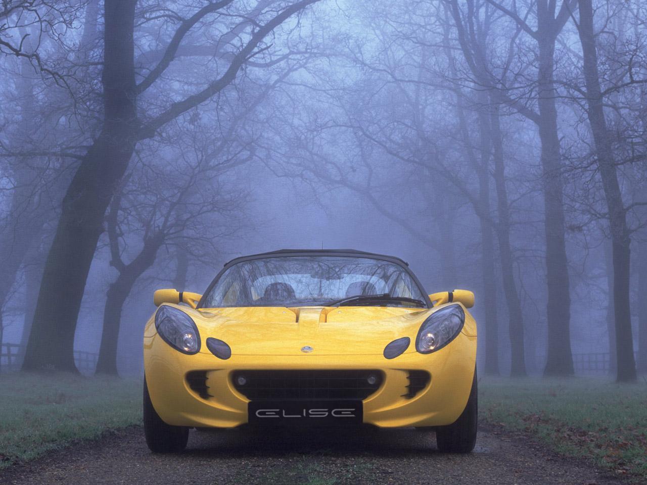 2008 Lotus Elise Image