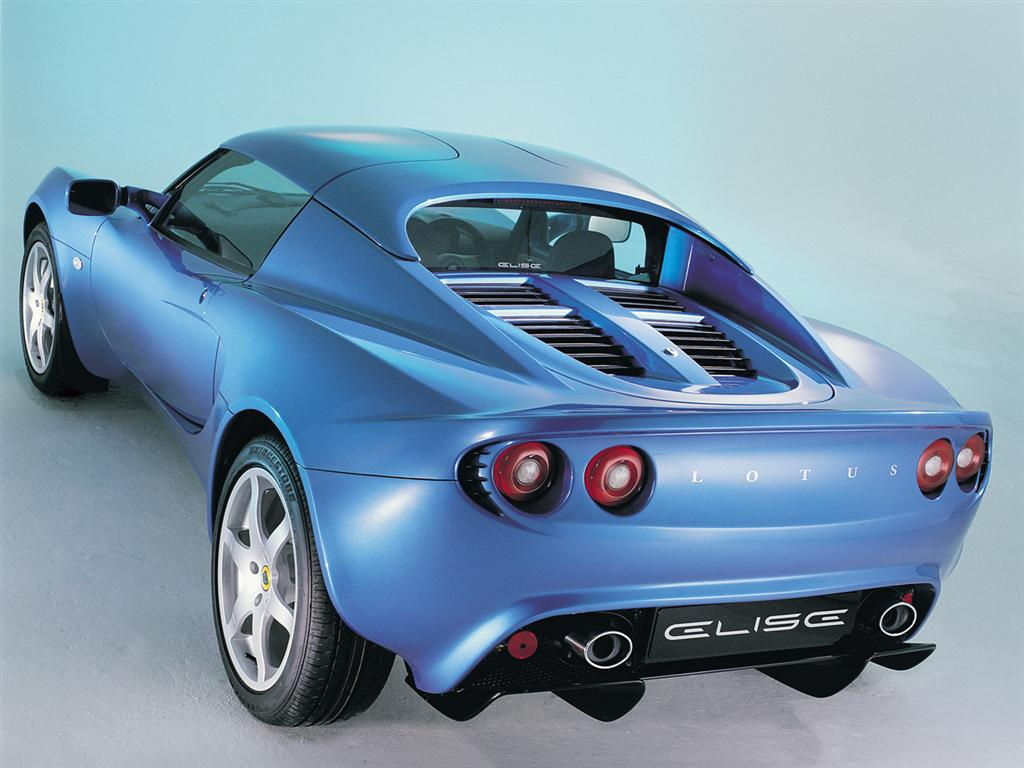 2008 lotus elise conceptcarz lotus launches elise s 40th anniversary limited edition vanachro Gallery