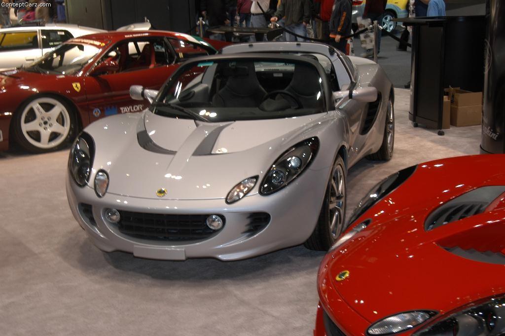 2003 Lotus Elise Image
