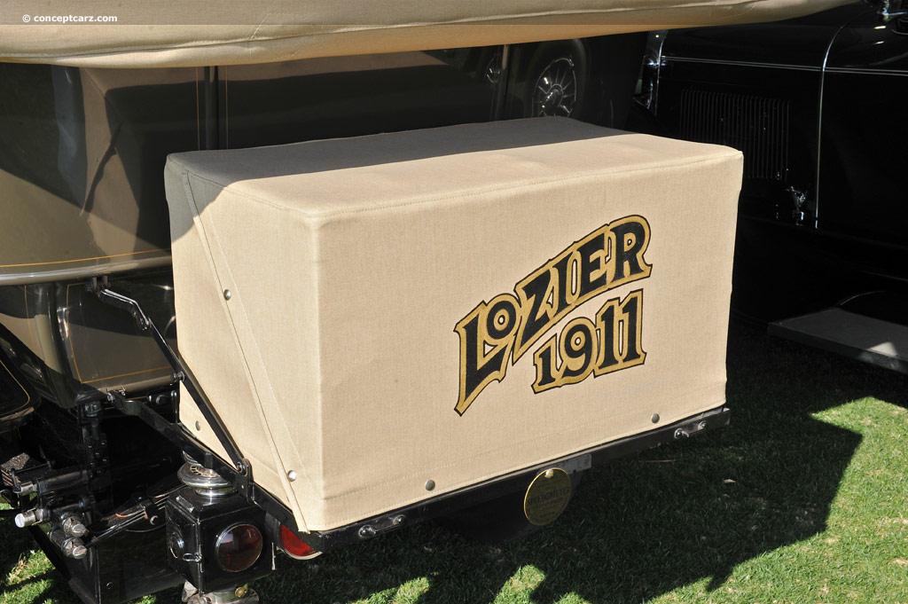1911 Lozier Model 51   Conceptcarz.com