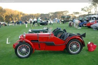1933 MG J3 image.