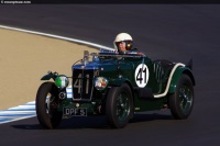 1934 MG N-Type NA