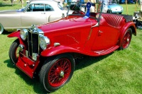 1934 MG N-Type Magnette image.