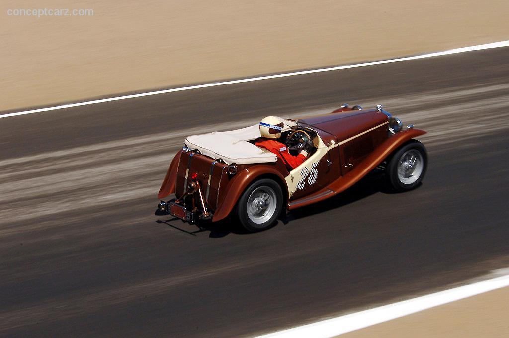 mg tc race car - photo #31
