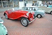1950 MG TC image.