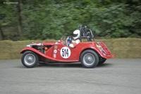 1950 MG TD image.