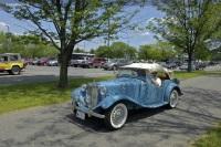 1951 MG TD image.