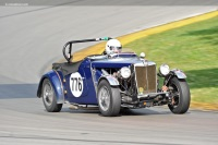1952 MG TD image.