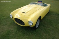 1953 MG TD Sport Special image.