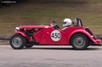 1953 MG TD image.