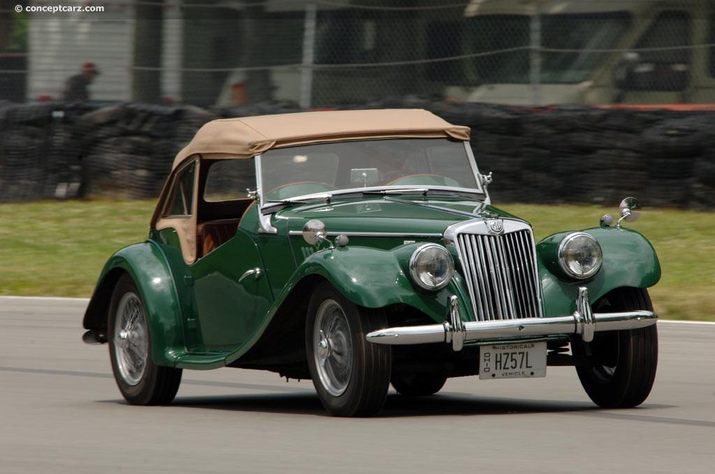 Sothebys Auction Results >> 1955 MG TF 1500 - conceptcarz.com