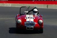 1956 MG MGA 1500