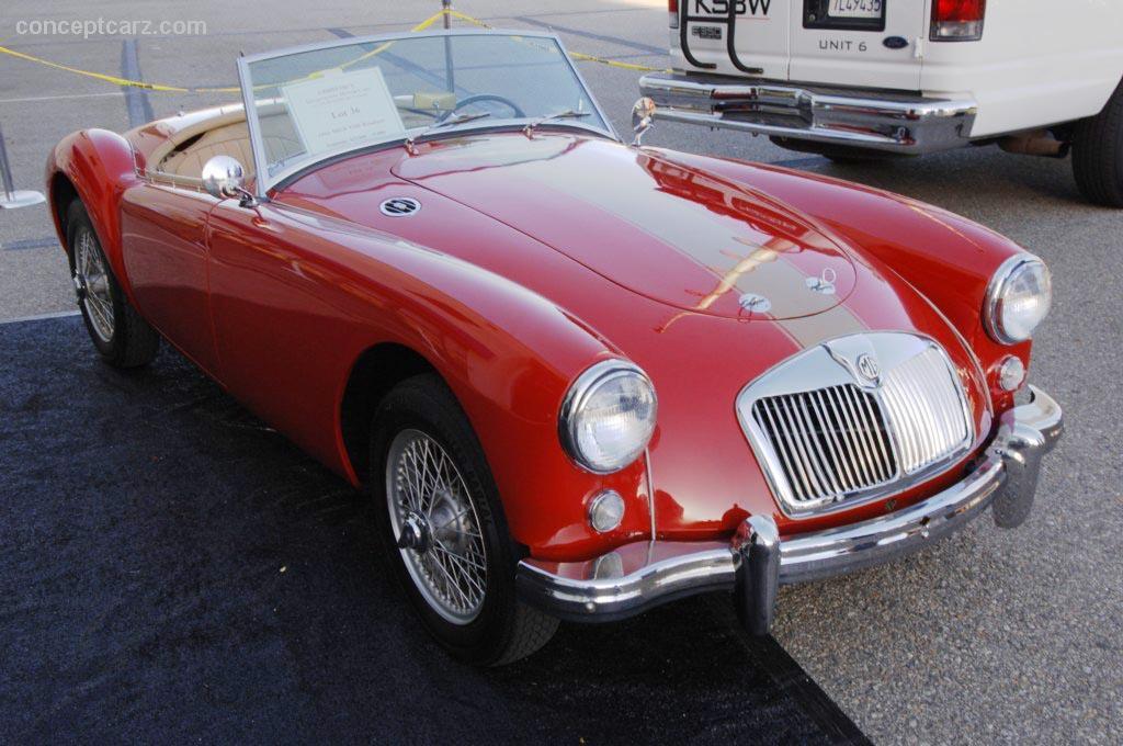 1956 Mg Mga 1500 Image