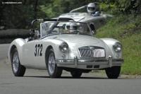 1958 MG MGA image.